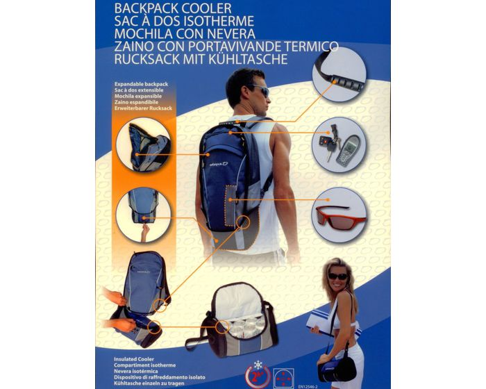 Kelsyus backpack cooler